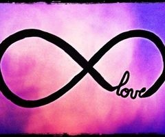 Infinity. Idea for a tattoo