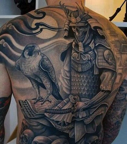 15 Meaningful Samurai Tattoo Designs For Men