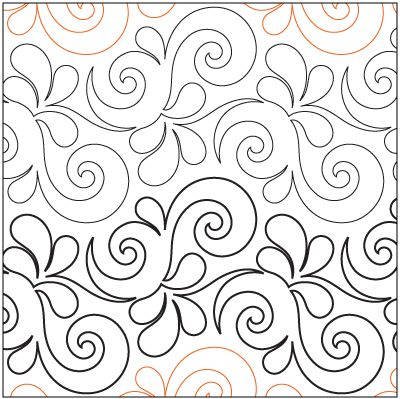 73 best quilting pantographs images on pinterest quilting designs filing and pattern design for Free pantographs