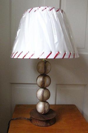 Best 25+ Baseball lamp ideas on Pinterest   Boys baseball bedroom ...