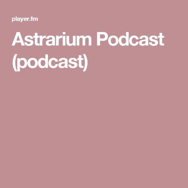 Astrarium Podcast (podcast)