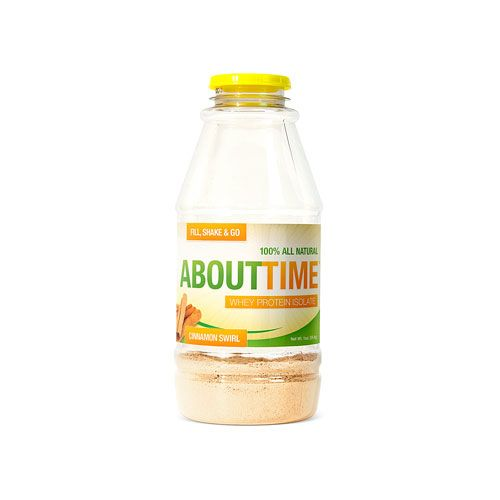 About Time Fill Shake and Go – Cinnamon Swirl – 28.4 grm