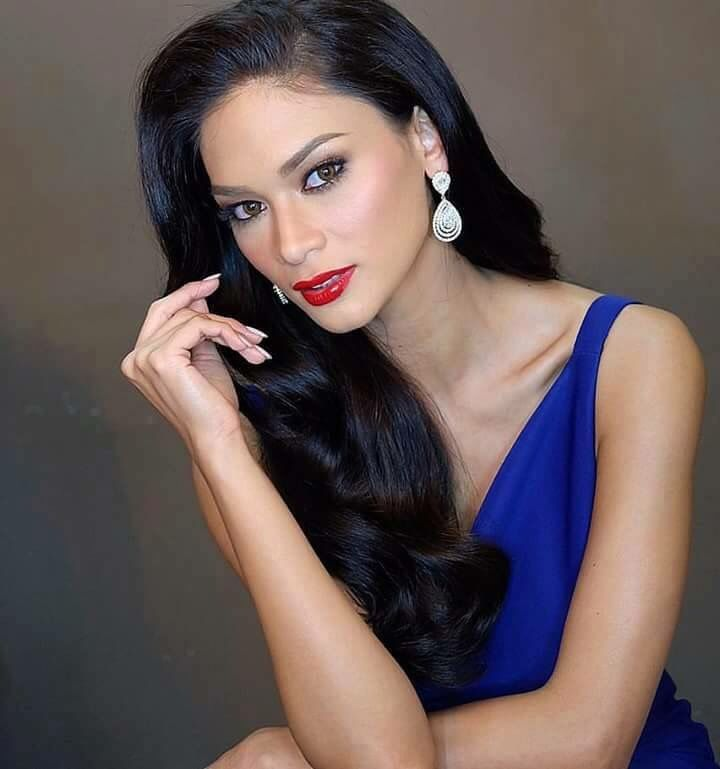 Filipina Beauty, Pia Alonzo Wurtzbach - Miss Universe 2015: