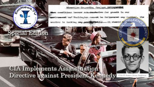 CIA Conducts Assassinations In USA, Operates As A Secret Government