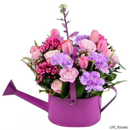 Bouquet ''Pink rain''