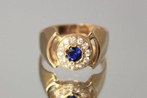 Gold ring men, Signet ring men, Gold signet ring, Fashion ring men, Round ring men, Unique ring men, Men jewelry gold  Unique gold ring for men,