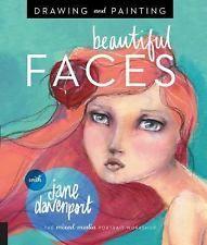 Dibujo Y Pintura guapas caras: una de materiales mixtos Retrato Taller por...