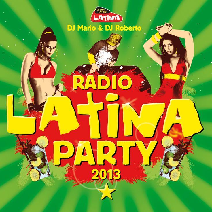 Radio Latina Party 2013 by dj Mario  Dj Roberto - https://itunes.apple.com/fr/album/radio-latina-party-2013-mixe/id605385924 #DjMams #DaddyYankee #Pitbull #KeenV #ElvisCrespo #Aventura #LaHarissa