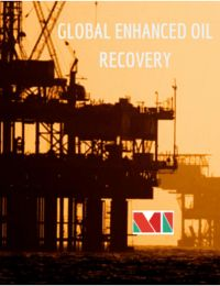 Enhanced Oil Recovery Market- Global 'Enhanced Oil Recovery Market' is expected to increase at a CAGR of 20.4 percent from 2014 to 2020.  Enhanced Oil Recovery (EOR), sometimes called tertiary recovery, is implemented to increase the output of an Oil field.