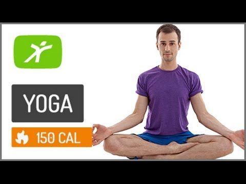 Esta aula de Yoga para iniciantes é excelente para alongar a coluna, trabalhar os músculos peitorais e para elevar sua autoconfiança. Tudo que você para faze...