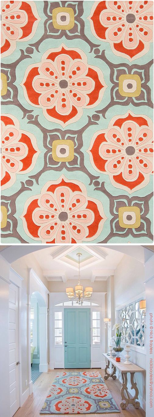 Alhambra Rug by KD Spain