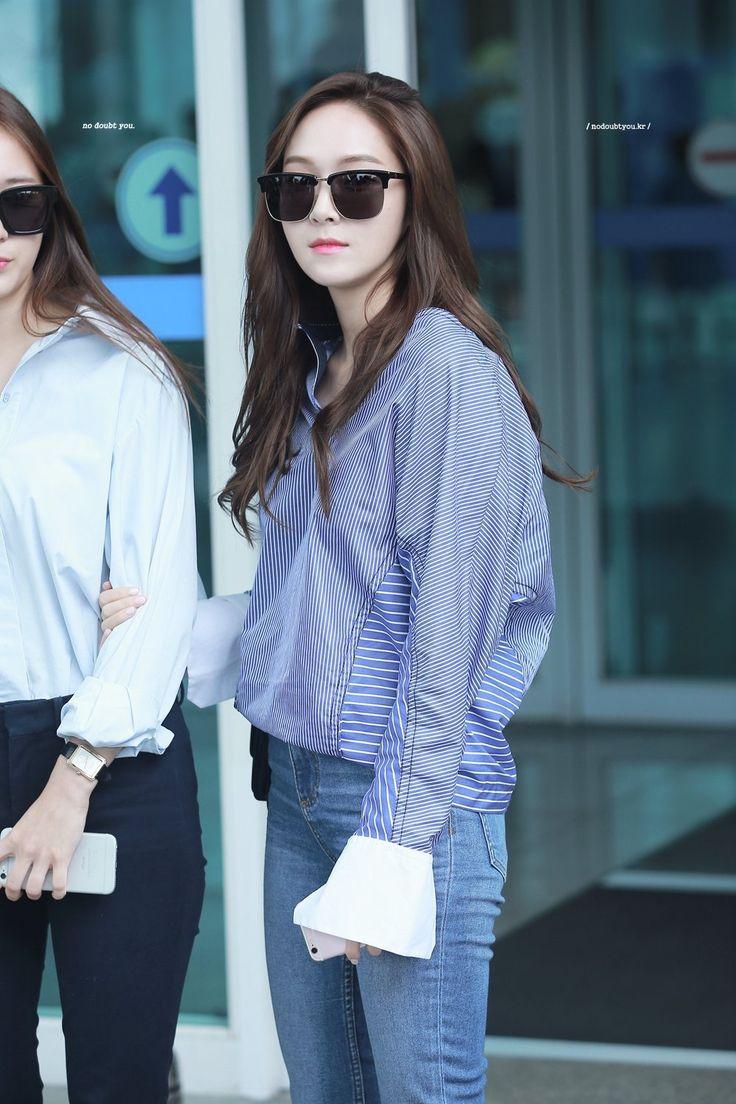 160907 Jessica Krystal Airport Cr. Nodoubtyou