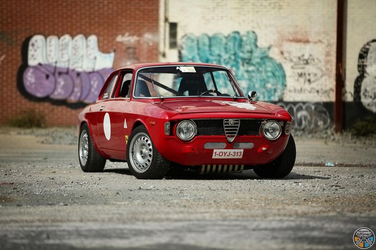 Giulia GT Junior