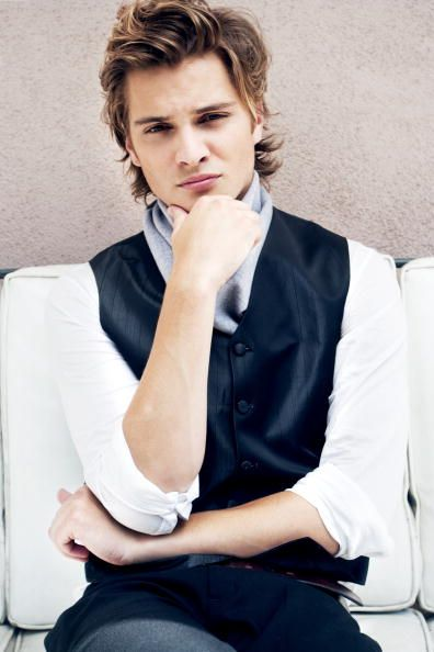 Luke Grimes as Elliot Grey in FSOG movie