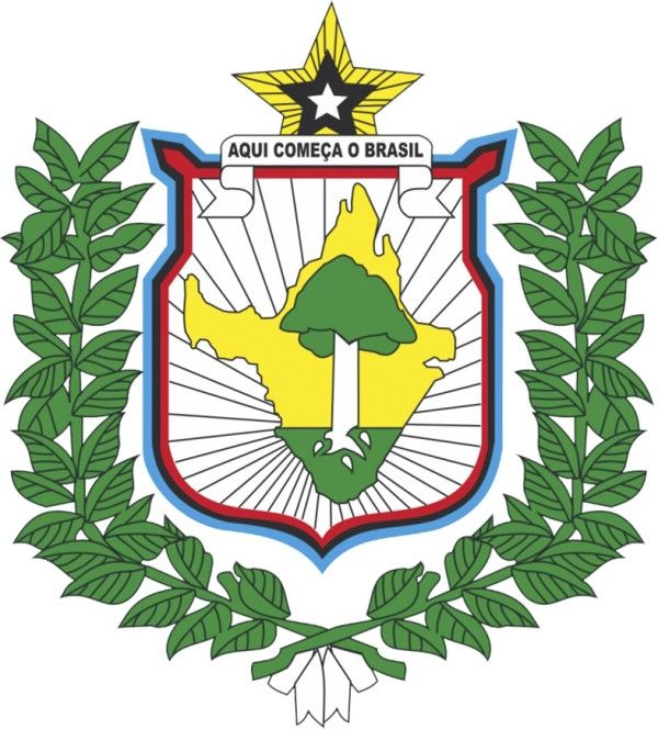 Coa of Amapá is one of the states of Brazil,To the east is the Atlantic Ocean, and to the south and west is the Brazilian state of Pará. The estuary of the River Oiapoque, once considered the northernmost point of Brazil, is at the extreme north of the Brazilian coast. The dominant feature of the region is the Amazon Rainforest. Unexplored forests occupy 70 percent of its territory. The state's capital and largest city Macapá can be reached only by boat or airplane.