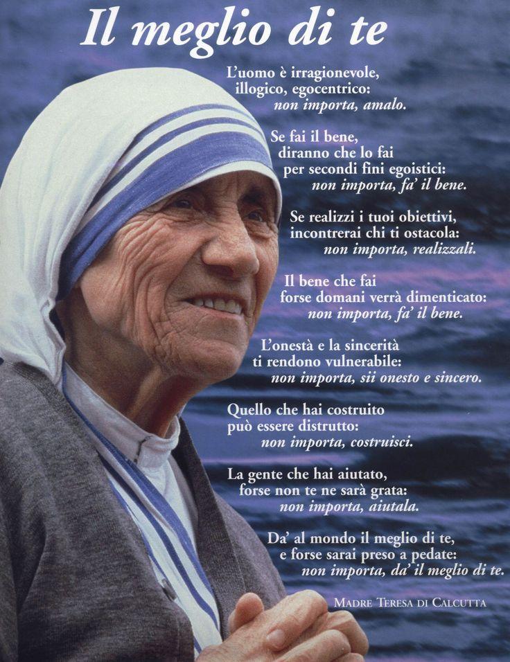Teresa di Calcutta)