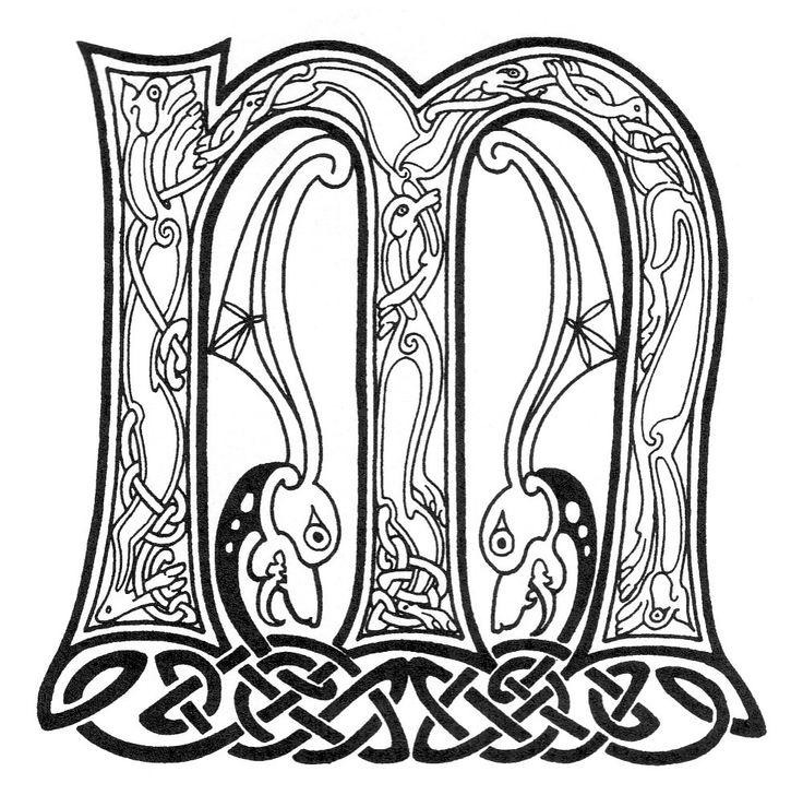 27 best Celtic, patterns images on Pinterest | Celtic knots ...