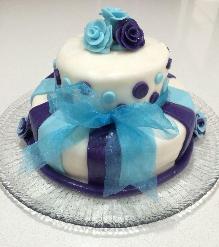 Alissa's 9th Birthday Cake
