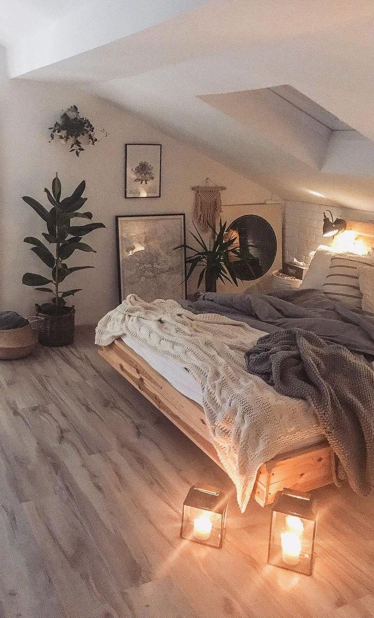 54 Modern And Small Bedroom Interior Design Ideas Part 45 Schlafzimmer Ideen Gemütlich Zimmer Mama Wohnung Schlafzimmer