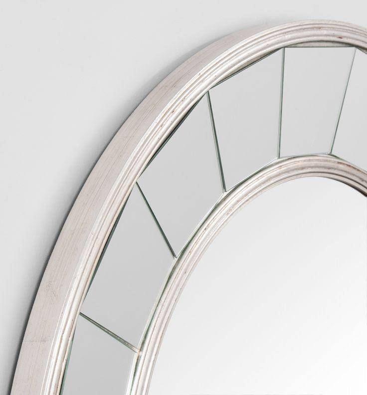 Print Decor - Art, Mirrors, Frames - Faceted Mirror, $559.00 (http://www.printdecor.com.au/mirrors-melbourne-home-decor/faceted-mirror/)