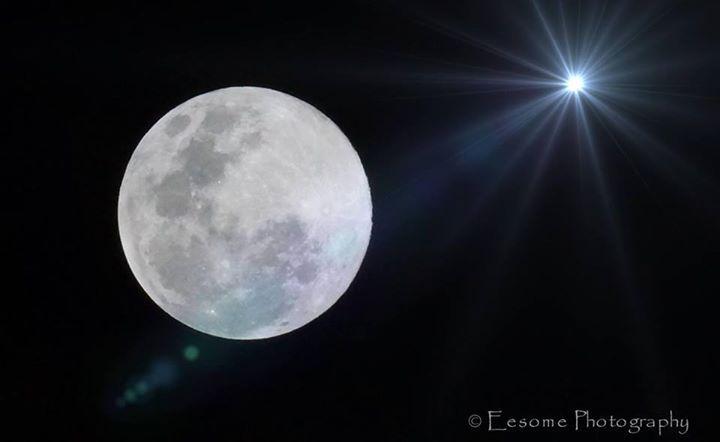 Eesome Photography Full moon