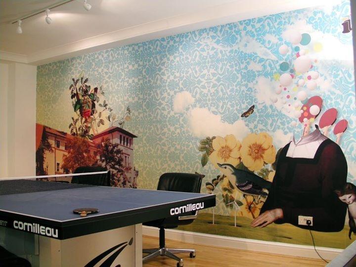 The boardroom at work - Inspiring Interns