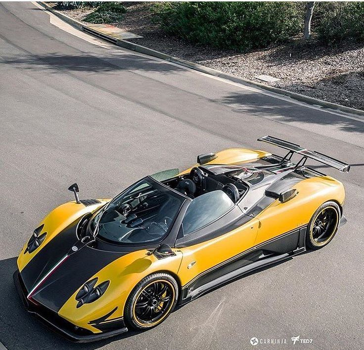 243 Best Pagani Images On Pinterest