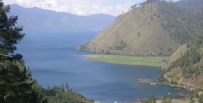Gayo Highlands-Takengon Fully With Beautiful Scenery