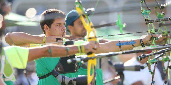 Primeiro recorde mundial do Rio 2016 é quebrado no Tiro com Arco