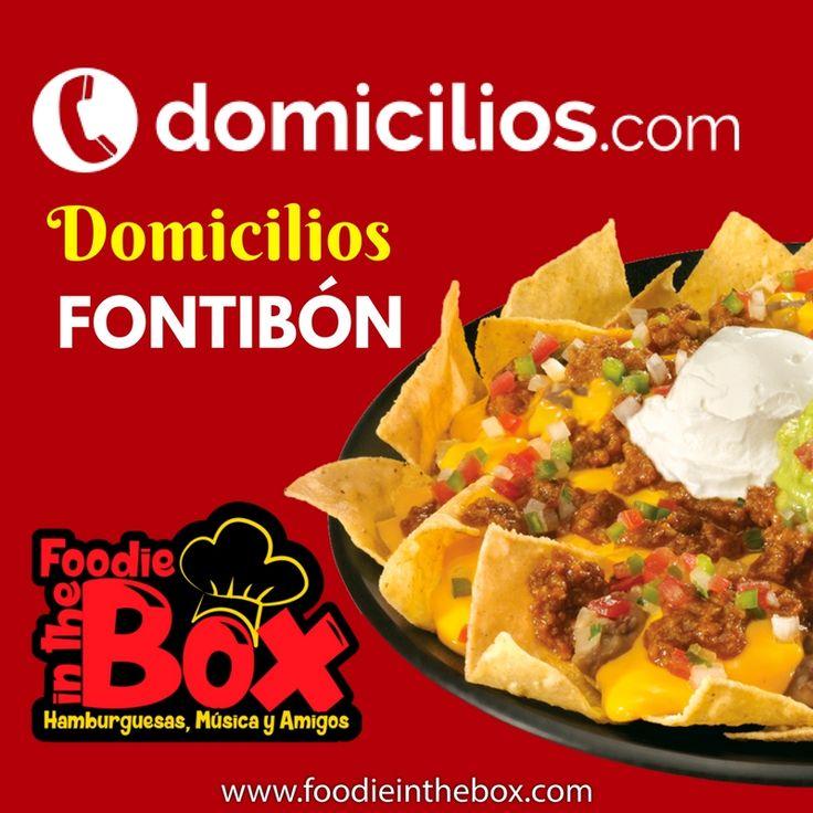 #FoodieInTheBox Encuentranos en #Domicilios.com y pide la mejor comida hasta la puerta de tu casa. http://foodieinthebox.com/