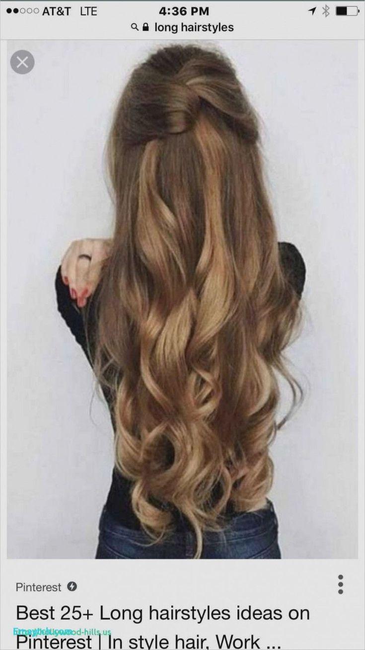 Fashion  Hairstyle Half Up Half Down Curly Super Wonderful  Best