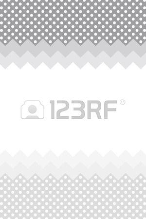 Material de papel tapiz de fondo lunares zig zag margen tarjeta de precio precio tarjeta de nombre c Foto de archivo