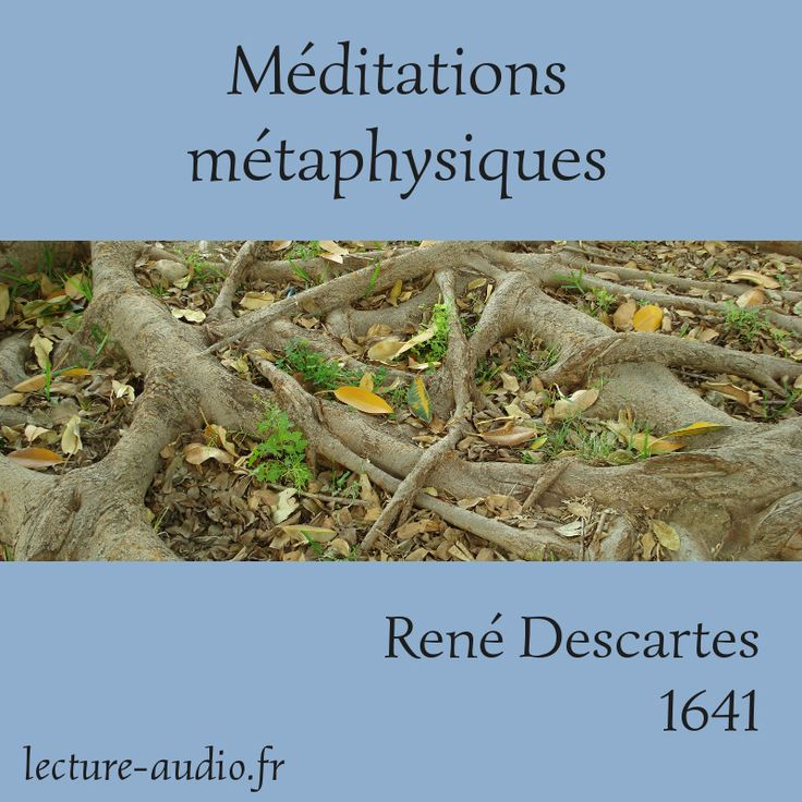 the idea of the existence of god in first meditation a book by rene descartes So for descartes one does not have to build existence into the idea of something if that idea is clear and distinct existence is already included in every clear and distinct idea but it does not follow that the thing represented by such an idea actually exists, except in the case of god.