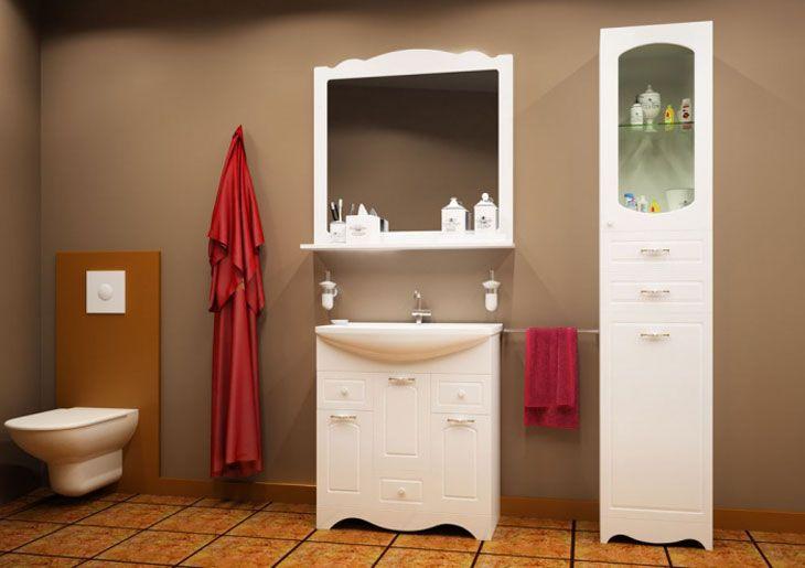 Какая ванная комната обходится без зеркала? Для тех, кто не может определиться с выбором этого аксессуара, украинская торговая марка Аква Родос предлагает широкий ассортимент зеркал на любой вкус и цвет. Подобрать идеальное зеркало именно для ванной комнаты можно прямо на нашем сайте. #allceramic #мебель