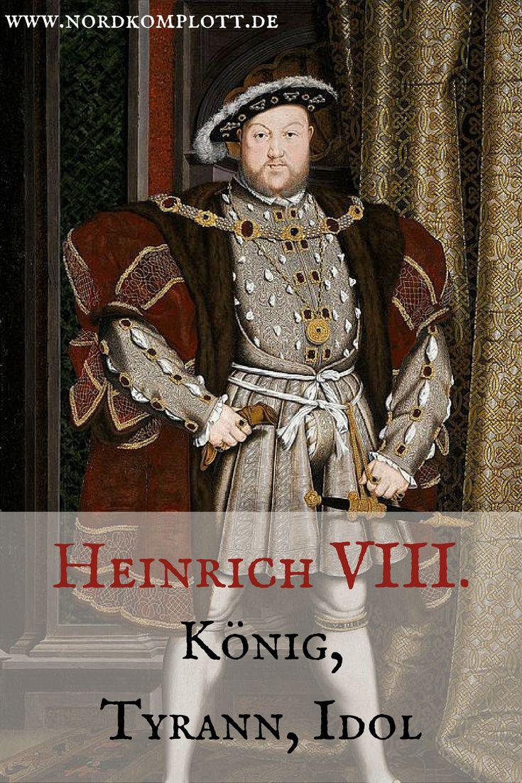 Heinrich VIII., König von England von 1509 bis 1547. Am 28.06.1491 erblickte im Palast  von Greenwich ein Herrscher das Licht der Welt, der eben diese nachhaltig prägen und trotz seiner Grausamkeiten zu einem Rockstar der Geschichte werden sollte.