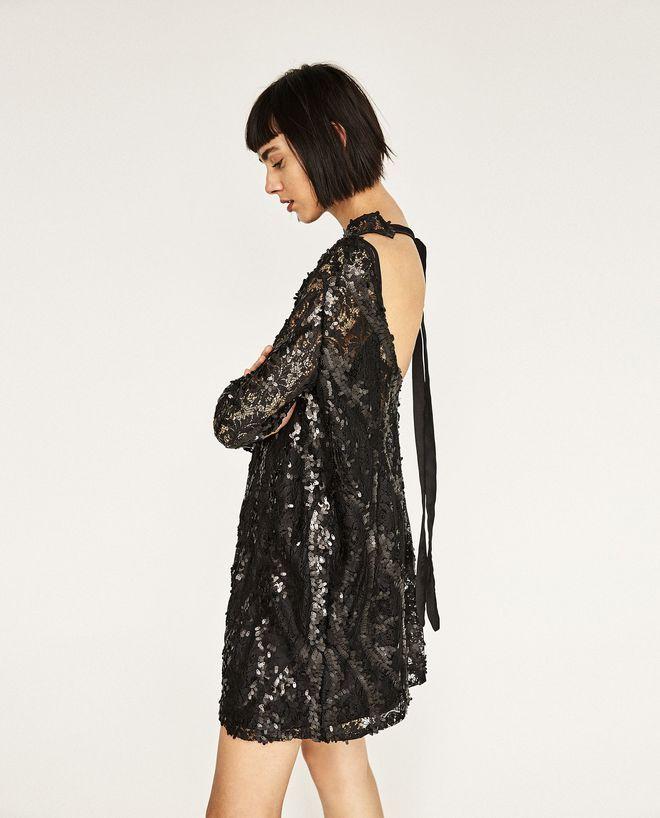 Robe de soirée, robe de fêtes: Zara