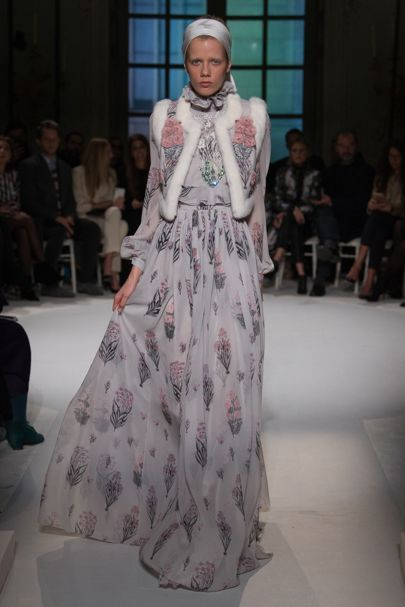 Giambattista Valli Spring/Summer 2017 Couture Collection | British Vogue