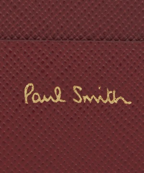 Paul Smith Accessories Multi Stripe Card Holder