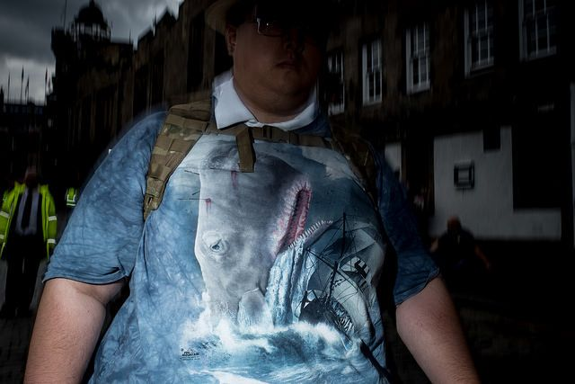 Cool beastly t-shirt