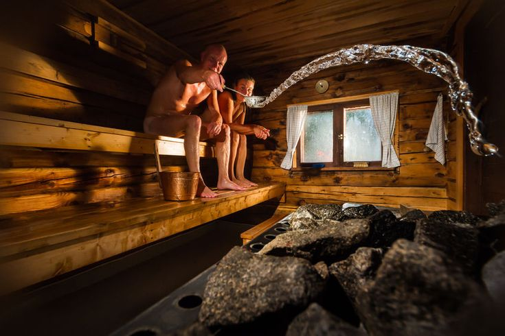 Saunas will save your life, basically, says science – Spa Executive
