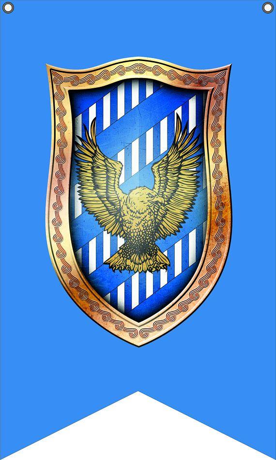 Harry Potter Flag Ravenclaw Portrait 3x5 Ft 90x150 Cm Ravenclaw Harry Potter Harry Potter Pictures