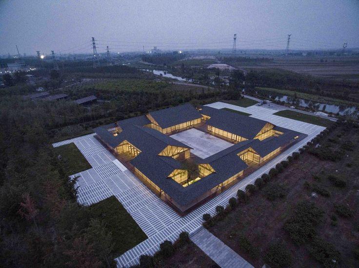 Gallery of Tangshan Organic Farm / ARCHSTUDIO - 4