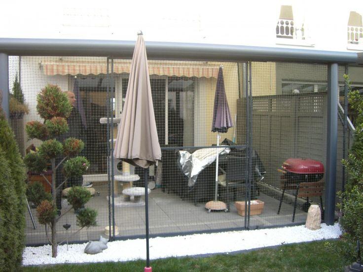 Katzennetz Terrasse Der With Katzennetz Terrasse Fabulous Balkon
