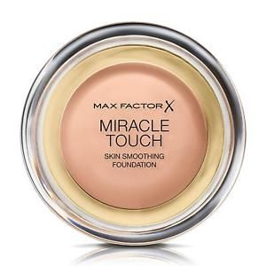 a max factor miracle touch foundation base de maquillaje color 55 rubor beige