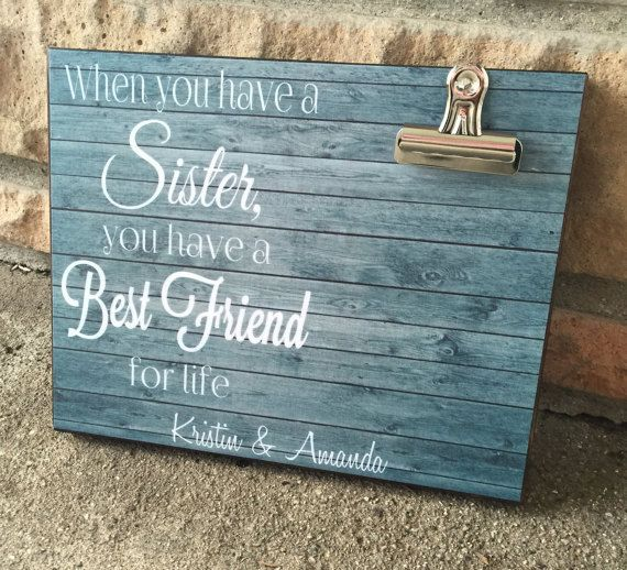 Best Friend Gift Gift For Her When You Have A by LoveSmallTownUSA