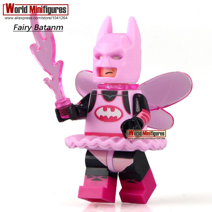 Find More Blocks Information about Single Sale XH509 Fairy Batman DC Super Hero Minifigs 2017 Movie Batman Building Blocks Superhero Toys for Children X0147,High Quality toy for children,China toy scooters for children Suppliers, Cheap toys for young children from World Minifigures Store on Aliexpress.com