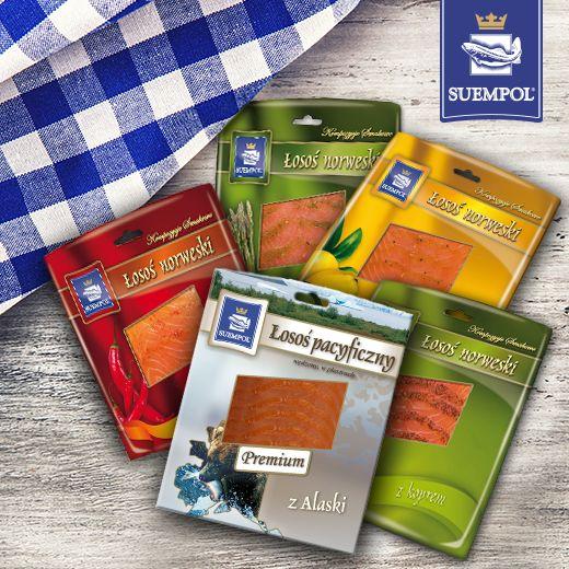 Łosoś dziki i kompozycje smakowe! #łosoś #łosośdziki #salmon #suempol #panłosoś #kompozycjesmakowe
