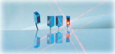Sick G6 Photoelectric Sensors - G6 Photoelectric Sensors by Sick