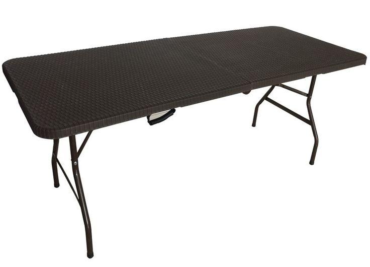 ... Table jardin pliante, Table et chaise ikea och Chaise pliante design