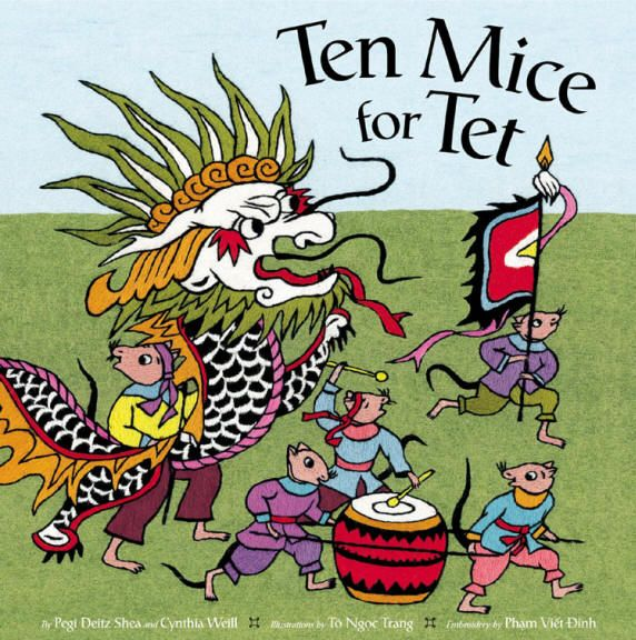 book list for picture books to use when teaching about Asia
